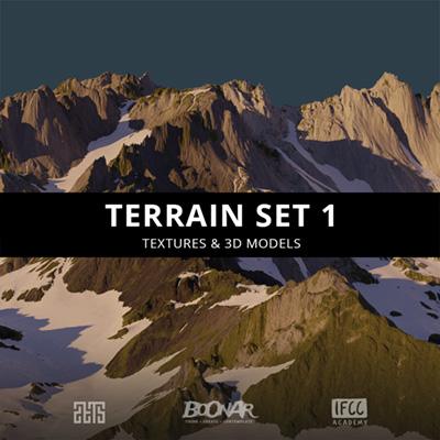 Terrain Set 1