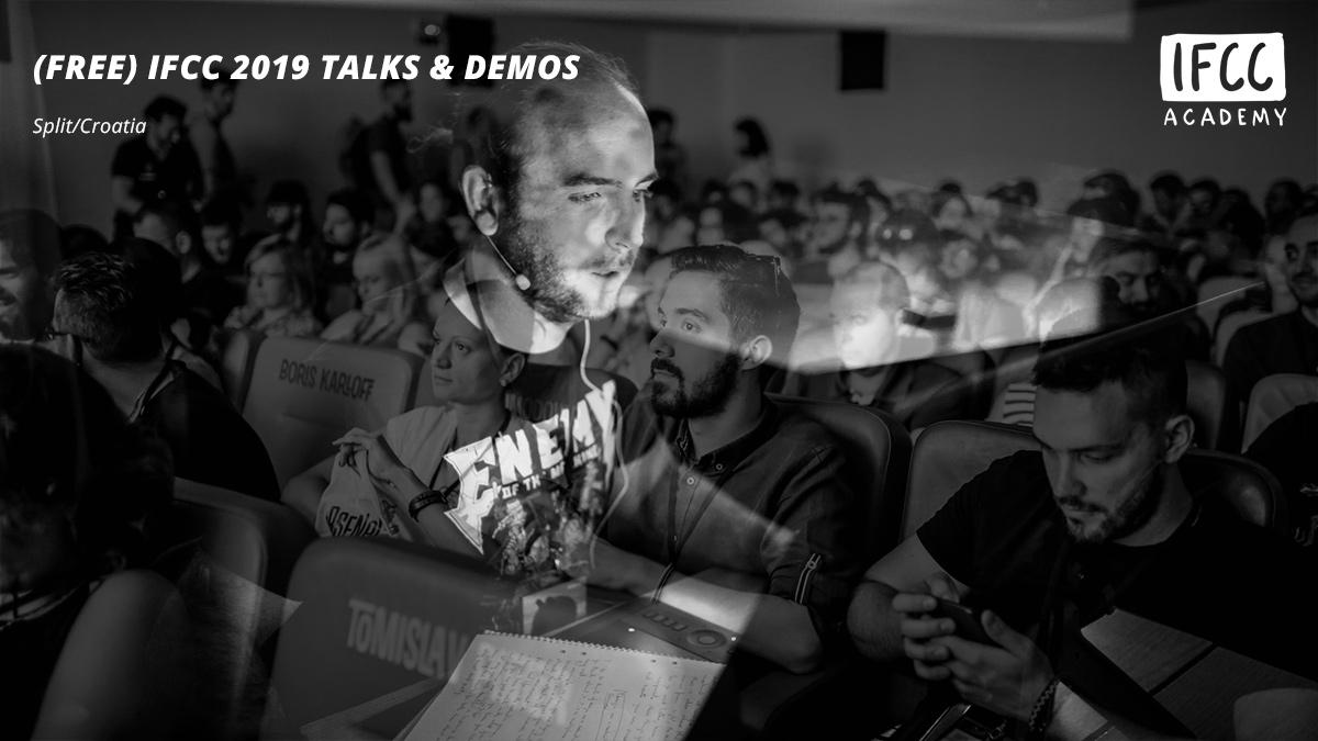 IFCC 2019 Talks and Demos