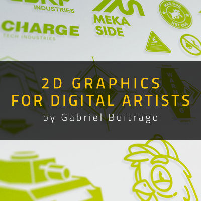 2D Graphics for Digital Artists by Gabriel Buitrago