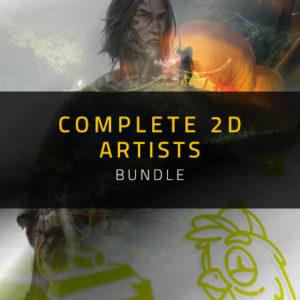 Complete 2D Artist Bundle